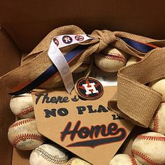 Baseball Wreath, Burlap With Initial Made Using Real Leather Baseballs Softball Wreath, Baseball Wreaths, Painted Wooden Signs, Wooden Tags, Burlap Bows, Burlap Wreath, Baseball Party Supplies, Baseball Nursery, Wooden Initials