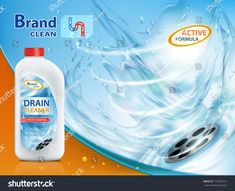 Find Plastic Container Drain Cleaner Mockup Package stock images in HD and millions of other royalty-free stock photos, illustrations and vectors in the Shutterstock collection. Detergent Bottles, Laundry Detergent, Drain Cleaner, Plastic Containers, Simple House, Label Design, Cleaning Supplies, Packaging, Paint