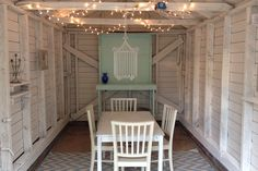 She shed interior design ideas inside shed ideas barn ideas inside shed ideas inside she shed . she shed interior design ideas Backyard Sheds, Outdoor Sheds, She Shed Decorating Ideas, Decorating Websites, Shed Conversion Ideas, Shed Office, Shed With Loft, Shed Makeover, Craft Shed
