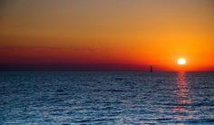 Sunset in Ventura, California