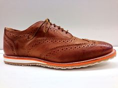 Next on my acquisition list, Walk-Over Shoe's modern tribute to wingtips.