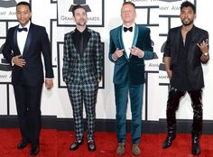 Shoe Lifts for Men make an Impact at the Grammys
