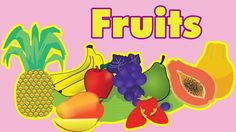Fruits Song for Children