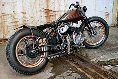 Bike EXIF   Classic motorcycles, custom motorcycles and cafe racers #harleydavidsonstreet750caferacers
