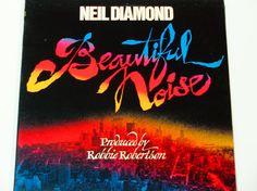 Neil Diamond Beautiful Noise Robbie Robertson If
