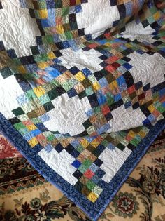 triple irish chain quilt pictures - - Yahoo Image Search Results
