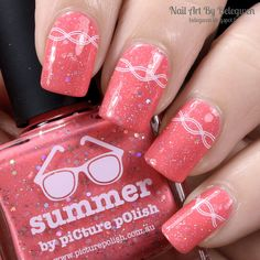 Nail Art By Belegwen: Picture Polish Summer