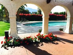Hacienda Sumaria Weddings Palm Springs Wedding Venue Rancho Mirage CA 92270