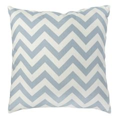 Village Chevron Pillow - love it!