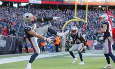 Rob Gronkowski tight-lipped in discussing TD celebration = [video] New England Patriots tight end Rob Gronkowski is a touchdown machine. This season, he has been cleared to celebrate, within the rules, and the NFL's walking embodiment of celebration is.....