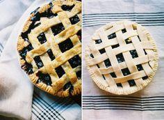 Blueberry Pie by yossy | apt2bbakingco, via Flickr