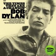 The Times They Are A-Changin', a song by Bob Dylan on Spotify