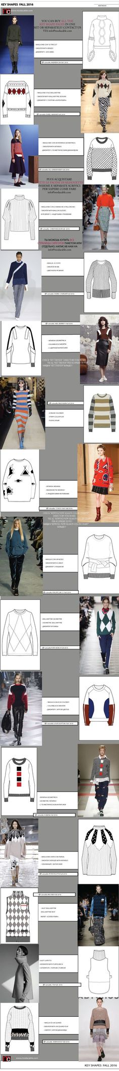 tendenze moda, silhouette più iportanti, colori e molto altro soltanto da www.modacable.com gratis!!