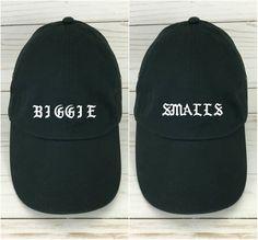 Biggie smalls dad hats - big little hats - sorority hats - sorority reveal.  Etsy. Alpha Omicron Pi 4849caa5e09c