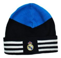 Adidas FC Real Madrid Woolie (Beanie) 2012 by adidas. $21.99. Imported. One size fits most. Embroidered adidas logo. THIS ITEM IS FOR ALL.. Save 12%!