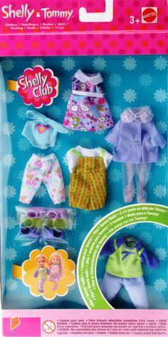 2 x Tommy Barbie Vestiti moda 68230 ~ NUOVO ~