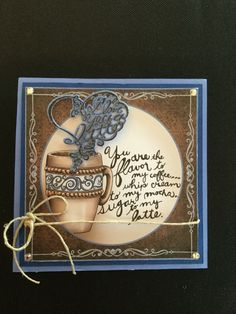 86b7eaa0003 Made this coffee card by using Heartfelt Creations
