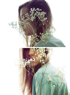 Image shared by Yvette. Find images and videos about girl, photography and pretty on We Heart It - the app to get lost in what you love. Self Portrait Photography, Art Photography, Flower Photography, Pretty Pictures, Photoshoot, Beauty, Baby's Breath, Photo Ideas, Picture Ideas