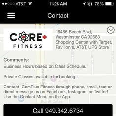 Have you downloaded the new CorePlus Fitness app? You can find it on the Google Play and Apple Store. #fitnessapp #coreplusfitness #Fitness #orangecounty #oclife #fit #lagree #lagreefitness #fitnesslifestyle #fitforlife #megaformer #workout