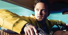 When Is Jesse Pinkman Showing Up on 'Better Call Saul'? -- 'Breaking Bad' star Aaron Paul remains hopeful that his Jesse Pinkman character will return at some point in 'Better Call Saul'. -- http://movieweb.com/better-call-saul-jesse-pinkman-aaron-paul/