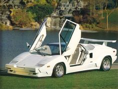 Lambo Countach.  Boyhood dream car, but apparently completely crazy and unrefined in actuality!