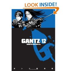Gantz Volume 12