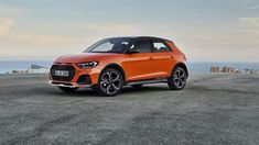 It's the new Audi Citycarver, and i t'll be making its way to Europe this August. The Citycarver is based on the previous Sportback model, but with a foot long body and lifted . New Audi R8, Audi A1, Audi All Models, Audi R8 Black, Audi Dealership, Sport Bikes, Concept Cars, Custom Cars, Luxury Cars