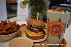 Next Level Burger is 100% VEGAN!