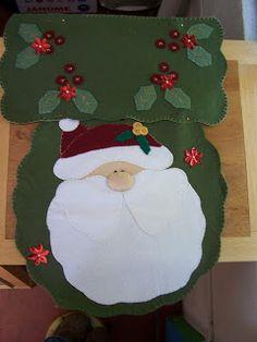 PATCHWORK MICH: Juegos de baño (para diario y navideños) Christmas Time, Merry Christmas, Xmas, Christmas Bathroom Sets, Ideas Decoracion Navidad, Christmas Decorations, Christmas Ornaments, Holiday Decor, Diy And Crafts