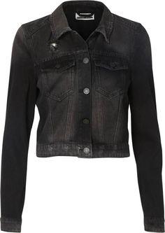 Kurze Jeansjacke von Noisy May. Schnelle und kostenlose Lieferung. 100 Tage Rückgaberecht.