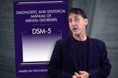 Dr. Kyle Dyer y la quinta edición del DSM.