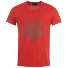 Pierre Cardin T-shirt Rouge
