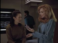 "Star Trek Next Generation 5 X 12 ""Violations"" Rosalind Chao as Keiko"