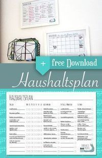 Haushaltstipps This year we are trying to start with a budget. Let's see if that works. Cleaning Companies, Household Cleaning Tips, Cleaning Day, House Cleaning Tips, Green Cleaning, Cleaning Hacks, Budget Planer, Getting Organized, Clean House