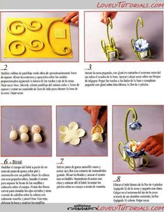 Cake decor tutorial- the tutorial isn't in English, try using google translate or just follow the pictures.