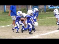 "5 year old quarterback ""The Next Mike Vick"" Aguilas 2011"
