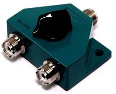 Daiwa CS-201A 2 Position Coax Switch * You can find out more details at the link of the image.