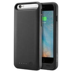 Coque Batterie iPhone 6, Spigen 3100 mAh MFI Apple Certified [Volt Pack] iPhone…