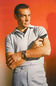 Sean Connery - the best 007.