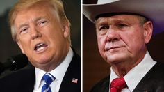 FOX NEWS: Trump lays it on the Flori-Bama line for Moore