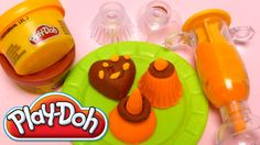 Play-Doh Sweets Cafe - Chocolate Popper DIY Toy - Sweet Shoppe