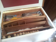 What Does Your Dream Toolbox Look Like? - by RGtools @ LumberJocks.com ~ woodworking community