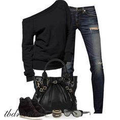 Style Inspiration - I Love Shoes, Bags & Boys