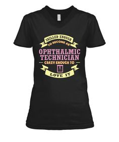 Ophthalmic Technician Tees Mugs Phone Cases And Gifts