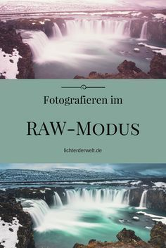 Fotografieren im RAW-Modus. 9 Gründe warum du ab sofort im RAW-Modus fotografi Photography Marketing, Photography Jobs, Photography Equipment, Artistic Photography, Photography Tutorials, Digital Photography, Amazing Photography, Landscape Photography, Nature Photography