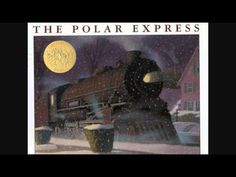 The Polar Express read by Liam Neeson. No pictures just voice, so it can be used in combination with the book.