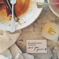 Girls who lunch  #beautifulchaos #beautifulysaid #graanmarkt13 #quotes #antwerp #toeat #tolunch #restaurant #teamchaos #crazychaos #crazyhectic #goodfor #lppcityguide #nomnom @catherinemeukens