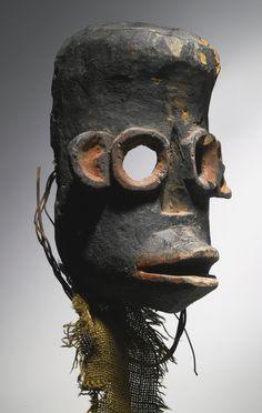 Ibibio Monkey Mask, Nigeria   lot   Sotheby's