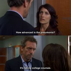 Check out the latest and funniest quotes of House MD. House Md Funny, House Jokes, Greys Anatomy, Grey Anatomy Quotes, Movie Quotes, Funny Quotes, Movie Memes, Dr House Quotes, Netflix Shows To Watch