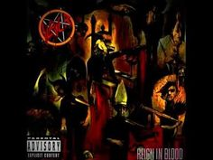 Slayer - Reign in Blood - Full album (HD)